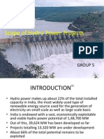 Scope of Hydro Power Projects (1)