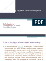 Training on Dry Fog Dust Suppression System