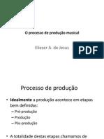 1 - O Processo de Produção Musical