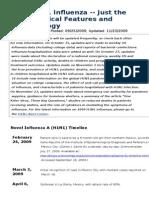 2009 H1N1 Influenza