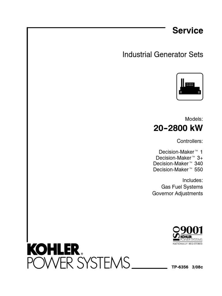 kohler generator controllers electrostatic discharge battery rh es scribd com Kohler Generator Manual Model 12Resvl 12Kw Kohler Generator Diagrams