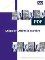 Stepper Drives Motors