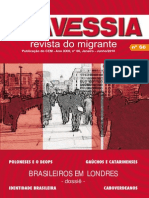 Revista Do Imigrante Travessia
