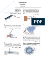 IIT Mechanics Question Paper