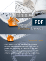 3.1 Factory Layout