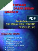 Pemeriksaan Fisik Dasar Bedah Digestif