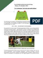 La rivoluzione del calcio giovanile in Italia
