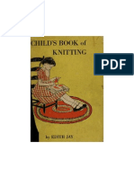 Child's Book of Knitting