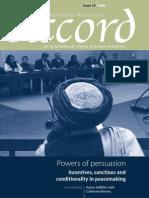 19 Powers of Persuasion 2008