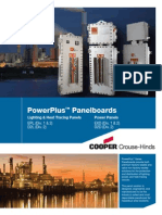 PowerPlus Panel Boards