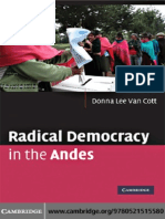 Donna Lee Van Cott-Radical Democracy in the Andes (2008)