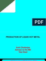 Blast Furnace Iron Making IIT KGP Oct 26 2010