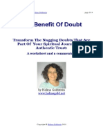 Halina Goldstein BenefitOfDoubt