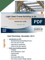3. LSFB for Multistorey Buildings_JBarnard