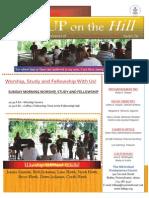 Body of Newsletter September 2014