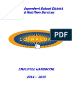 Managers Copy of Handbook 2014