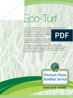 Eco Turf Brochure