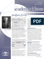 Forensic Science News May 2014
