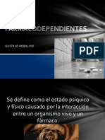 Farmacodependientes Power Point
