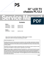 LCD 32PF4507F8