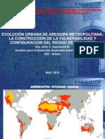 EVOLUCIÓN+URBANA+AQP+CONFIGURACION+DEL+RIESGO