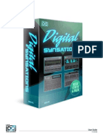 Digital Synsations User Guide