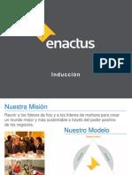 Inducción Enactus