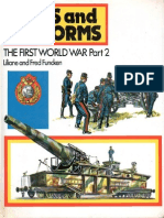 Arms and Uniforms first World war