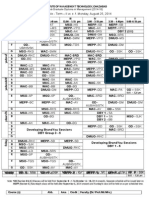Academic Time Table_Term - II (Batch 2014 - 16)(2)