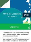 Module 2 MAPS for Leadership