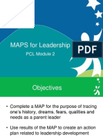Module 2 MAPS for Leadership