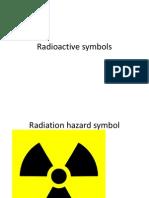 Radioactive Symbols
