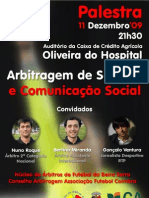 Palestra Oliveira Do Hospital