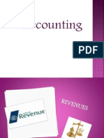 Revenue of Accounting