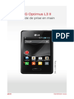 Guide Lg Optimus l3 II