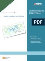 Analisis Estrategico Detalles y Mas Tacna - Profe Leo