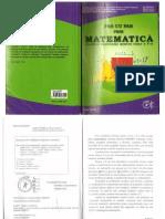 Matematica - Clasa a v-A