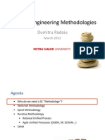 3. Software Engineering Methodologies