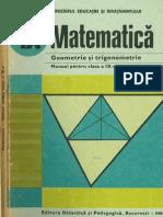 Manual - Matematica - Clasa a IX-A