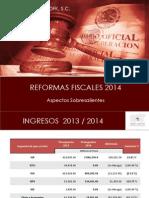 Reformas 2014