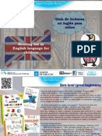 Guia de Lecturas en Ingles
