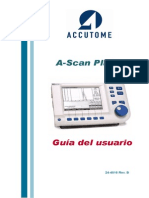 A-Scan Manual Spanish