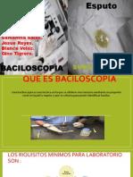 Basiloscopia ESPUTO