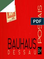 [BAUHAUS] Livro de Postais