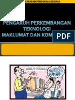 Slaid Edu - Isu Dan Cabaran Pendidikan Semasa (Pengaruh Perkembangan Tmk) (1)