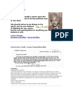 Einstein on Gandhi.doc