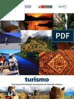 Guia Formulacion de Proyectos Turismo