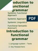 Functional Model Language