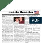 September 3 - 9, 2014 Sports Reporter