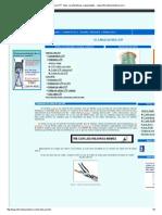 Cable de Red UTP , Tipos, Características y Capacidades